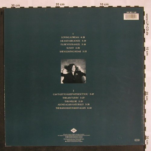 Morris,Sarah Jane: Same, Jive(244 901-1 AS), D, 1988 - LP - X877 - 3,00 Euro