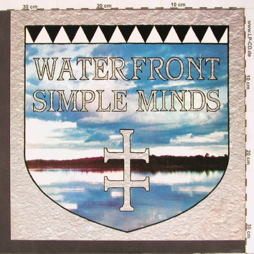 Simple Minds: On The Waterfront+1, Virgin(601 064-213), D, 83 - LP - A1848 - 4,00 Euro
