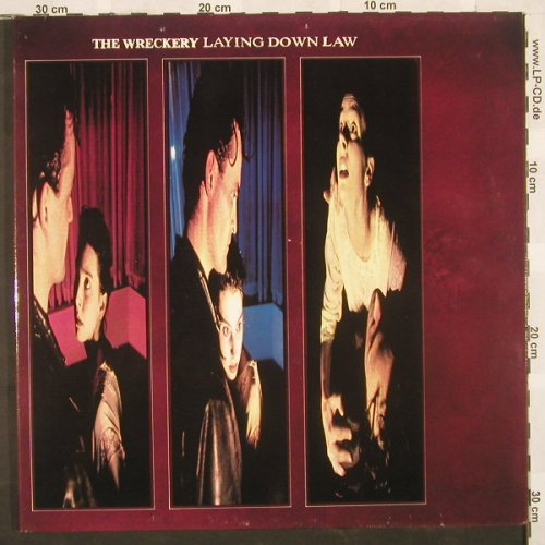 Wreckery,The: Laying Down Law,Foc, Citadel(CGAS 806), D, 89 - LP - A2184 - 7,50 Euro