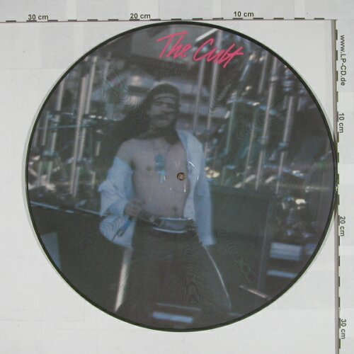 Cult,The: Interview Picture Disc, MM 1223(), UK, 86 - PLP - A5055 - 7,50 Euro