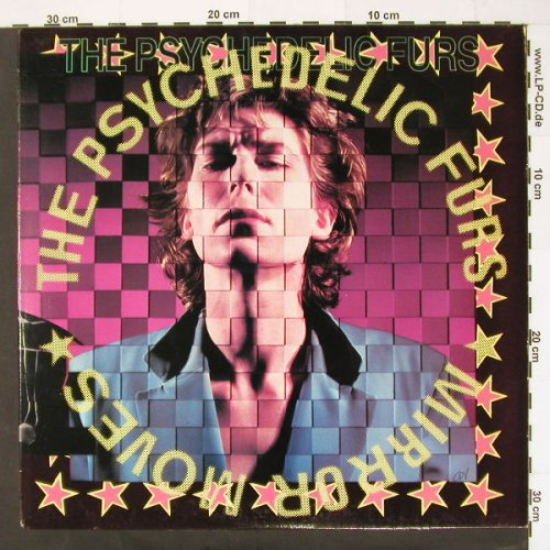 Psychedelic Furs: Mirrors Moves, Columb.(PC 39278), US, 84 - LP - C1252 - 5,00 Euro