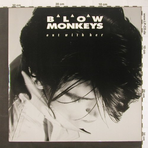 Blow Monkeys: Out With Her +2, RCA(MONKT 5), UK, 87 - 12inch - C1852 - 2,50 Euro