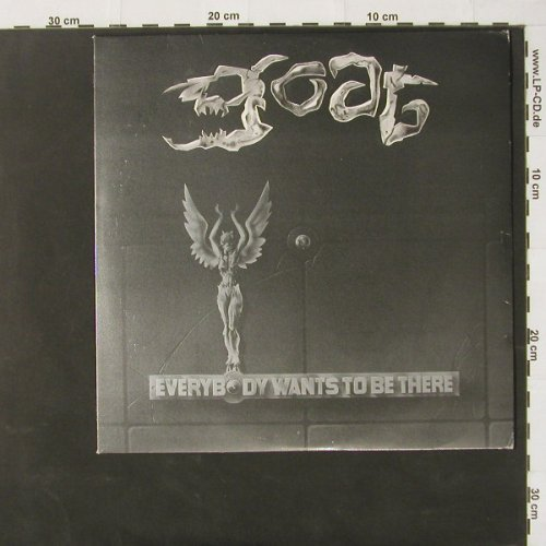 Goat: Everybody Wants To Be There, BBQ(BEG 256 T), UK, 91 - 10inch - C2058 - 6,50 Euro