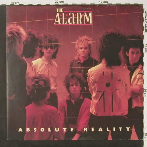 Alarm: Absloute Reality / Blaze Of, IRS(Alarm 12), UK, 1985 - 12inch - C2237 - 3,00 Euro