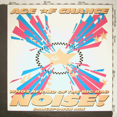 Age Of Chance: Who's Afraid of the Big Band Noise, Virgin(VS 962 12), D, 1987 - 12inch - C5775 - 3,00 Euro