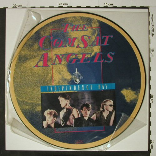 "Comsat Angels: Independence Day+4, Picture, Jive(S 54), UK,  - P12"" - C8657 - 6,00 Euro"