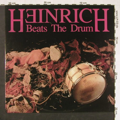 Heinrich Beats The Drum: When The Sun Goes Down, BSC(21557), D, 1991 - 12inch - C9876 - 1,50 Euro