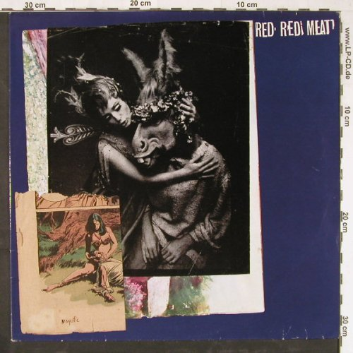 Red Red Meat: Jimmywine Majestic, Sub Pop(08300-1), D,  - LP - E3295 - 6,00 Euro
