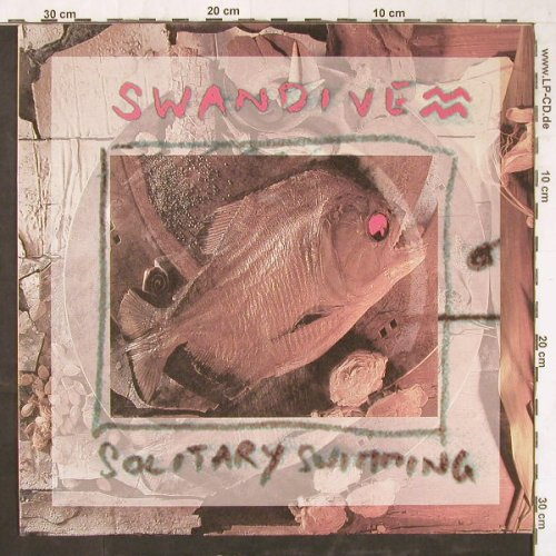 Swandive: Solitary Swimming, Science(SD 002), D, 1996 - 12inch - E5689 - 6,00 Euro