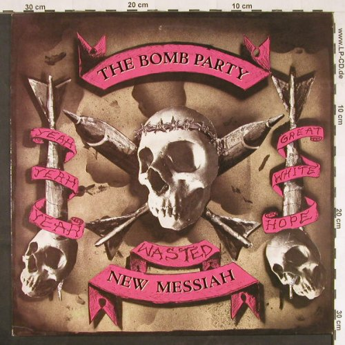 Bomb Party: Wasted / New Messiah/Wasted +2, Abstract(12 ABS 035), F, 1985 - 12inch - E663 - 2,50 Euro