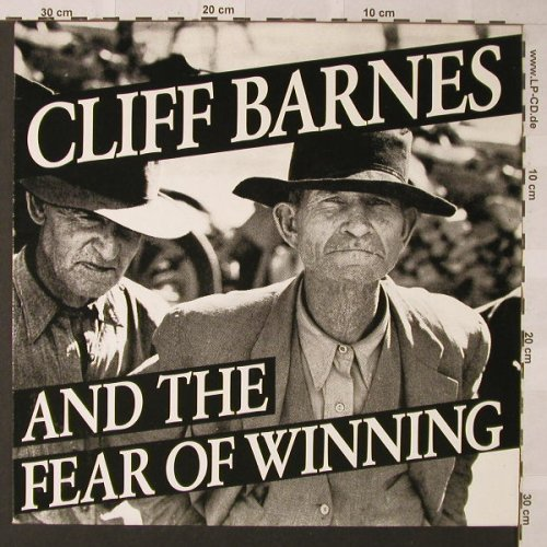 Barnes,Cliff & Fear Of Winning: The Record That Took 300 Million Ye, Happy Valley(01 321/08), D,  - LP - E9895 - 7,50 Euro