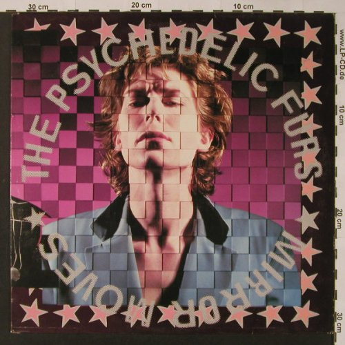 Psychedelic Furs: Mirrors Moves, CBS(450356 1), UK, 1984 - LP - F4748 - 5,00 Euro