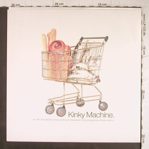 Kinky Machine: Going out with God+2, MCA(GASPT 9), UK, 1990 - 12inch - F8714 - 6,00 Euro