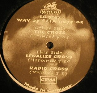 Heroina: The Cross, LC, Strange Ways Records(WAY 23), D,  - 12inch - F8832 - 4,00 Euro