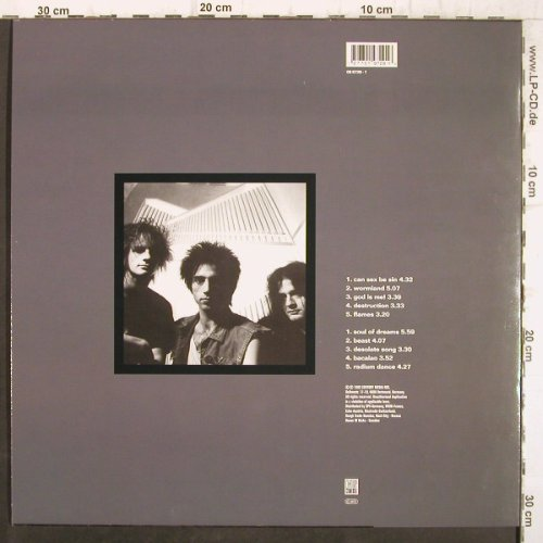 Invisible Spirit: Can Sex be sin, Century Media(08 9729-1), D, 1992 - LP - F9009 - 15,00 Euro