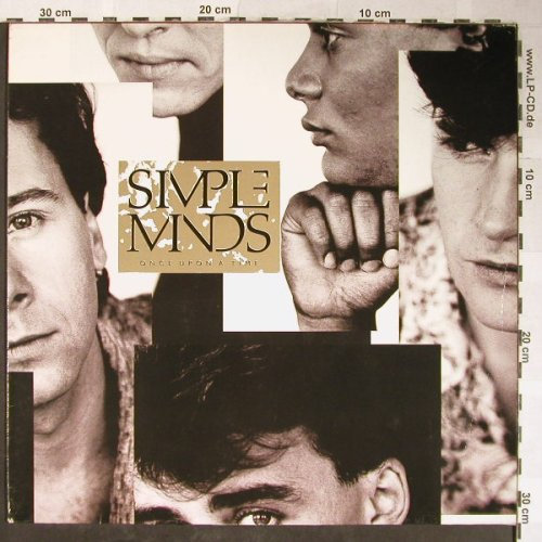 Simple Minds: Once Upon A Time, Virgin(207 350-630), D, 1985 - LP - H5526 - 5,50 Euro