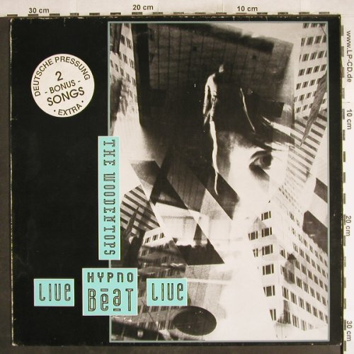 Woodentops: Hypno Beat (Live), m-/vg+, Zoo/Warner(RTD 46), D, 1986 - LP - H7359 - 5,00 Euro