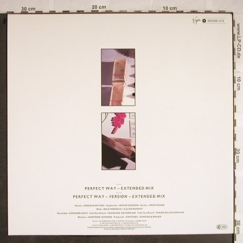 Scritti Politti: Perfect Way*2, Virgin(602 000-213), D, 1985 - 12inch - H8502 - 2,50 Euro