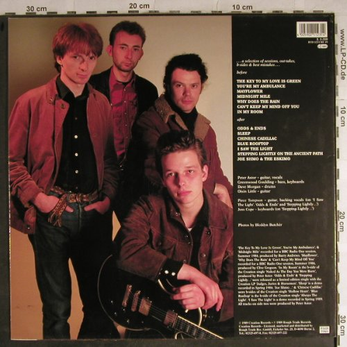 Weather Prophets: Temperance Hotel..., RoughTrade(RTD 123/CRE19'), D, 1989 - LP - H8770 - 7,50 Euro