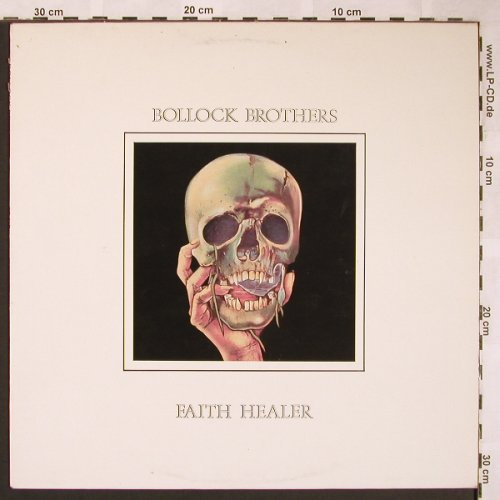 Bollock Brothers: Faith Healer+1, Charly(BOLL 7), UK, 1986 - 12inch - X1563 - 6,00 Euro