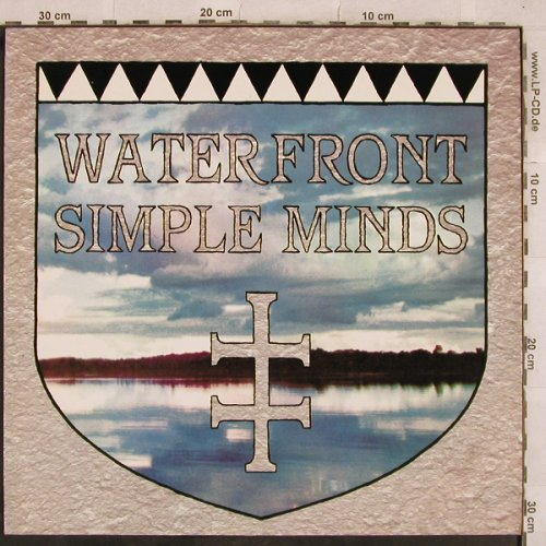 Simple Minds: Waterfront, Virgin(601 064-213), D, 1983 - 12inch - X464 - 3,00 Euro