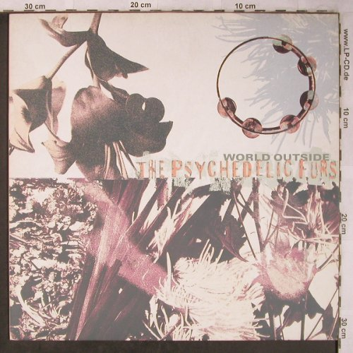 Psychedelic Furs: World Outside, EW(9031-74669), D, 1991 - LP - X5309 - 5,50 Euro