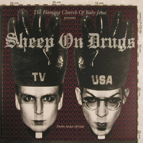Sheep On Drugs: TV USA, 4Tr., Transglobal(TRAN 08T), UK,  - 12inch - X693 - 5,00 Euro
