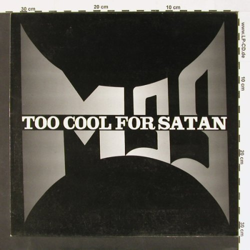 M 99: Too Cool For Satan,red Vinyl, Satyricon(SR3310006127), D, 91 - LP - C524 - 5,00 Euro