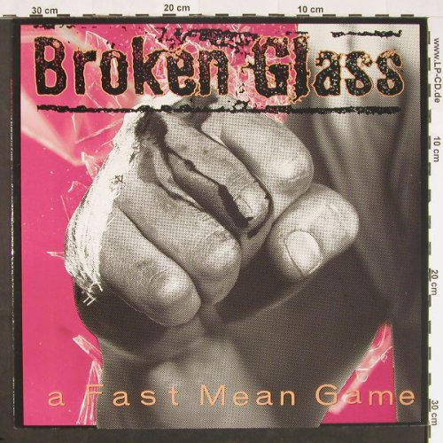 Broken Glass: A Fast Mean Game, Chrysalis(3 21743 1), EEC, 1990 - LP - C9976 - 5,00 Euro