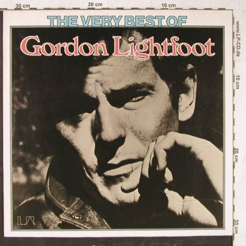 Lightfoot,Gordon: The Very Best Of, UA(UAS 29 759 Z), D, 1975 - LP - E5636 - 5,00 Euro