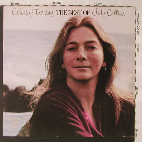 Collins,Judy: Colors Of The Day-The Best Of, Elektra(ELK 42 110), D, 1972 - LP - F447 - 6,00 Euro