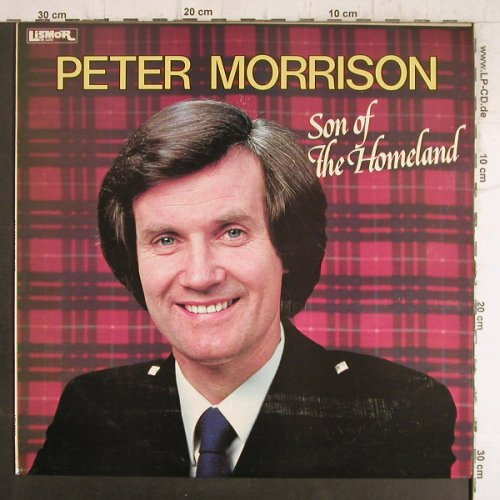 Morrison,Peter: Son of the Homeland, Lismore(LIDL 6003), UK, 1979 - LP - F8635 - 5,50 Euro