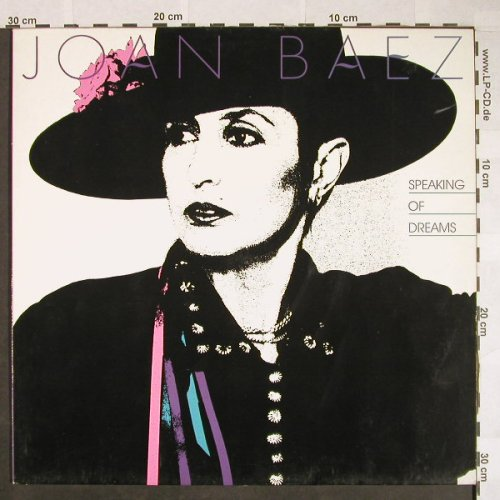 Baez,Joan: Speaking Of Dreams, GoldCastle(210 346), D, 1989 - LP - F9868 - 6,00 Euro