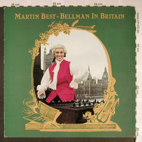Best,Martin: Bellman in Britain, vg+/vg+, Aves(INT 161.525), D, 1978 - LP - H2249 - 4,00 Euro