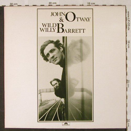 Otway,John & Wild Willy Barrett: Same, Polydor Super(2383 453), UK, 1977 - LP - H2951 - 6,00 Euro