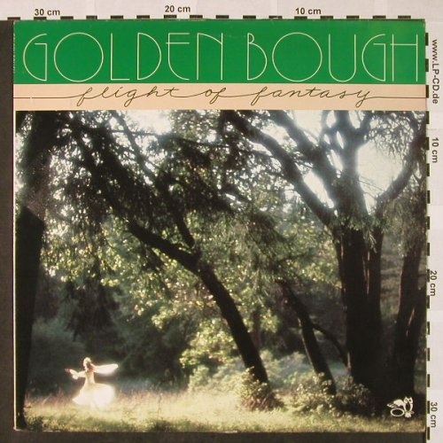 Golden Bough: Flight of Fantasy, Eulenspiegel(EULP 1045), D, 1984 - LP - H4174 - 6,00 Euro