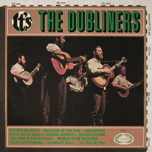 Dubliners: It's Dubliners, Hallmark(HM 615), UK, 1969 - LP - H4637 - 5,50 Euro