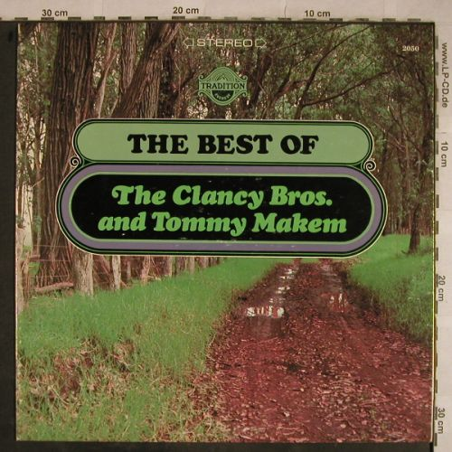 Clancy Brothers & Tommy Makem: The Best Of, Tradition/Everest(S-2050), US,  - LP - H9619 - 6,00 Euro