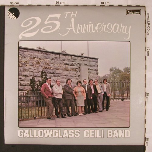 Gallowglass Ceili Band: 25 th Anniversary, vg+/m-, Talisman(STAL 1042), IRE,  - LP - X1993 - 6,00 Euro