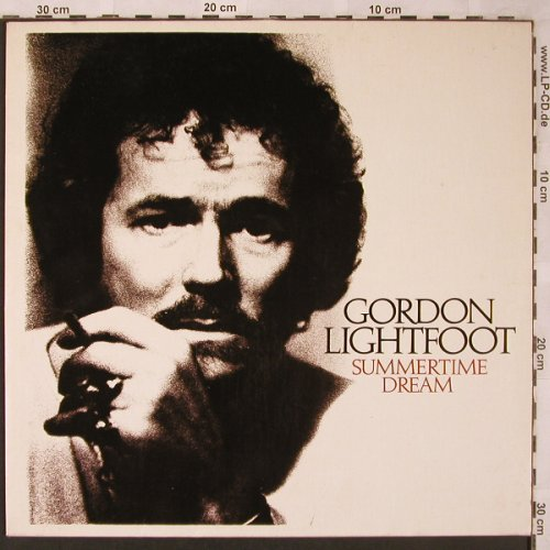 Lightfoot,Gordon: Summertime Dream, Reprise(REP 54 067), D, 1976 - LP - X2014 - 6,00 Euro
