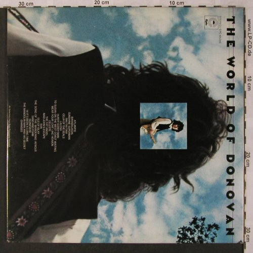 Donovan: The World Of, Foc, Epic(EPC 66 289), NL, 1972 - 2LP - X2862 - 7,50 Euro