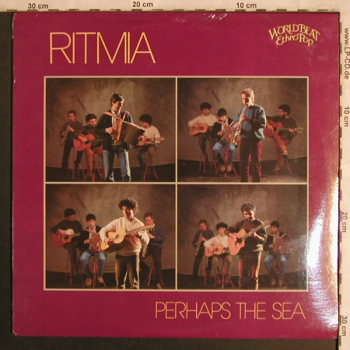 Ritmia: Perhaps the Sea, FS-New, Shanachie(64007), US, co, 1989 - LP - X4433 - 7,50 Euro