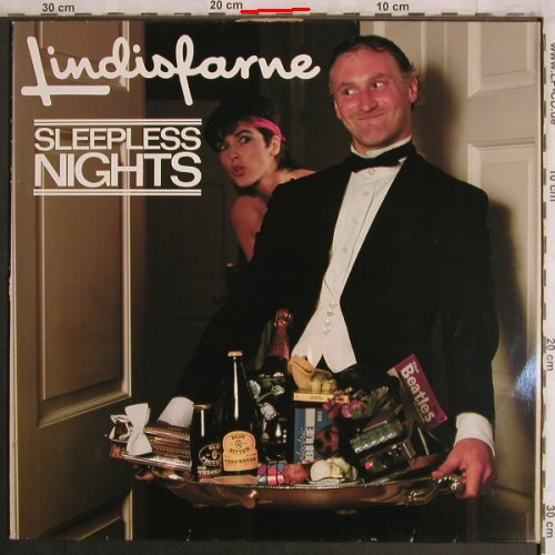 Lindisfarne: Sleepless Nights, m-/vg+, Global(205 214-320), D, 1982 - LP - X4456 - 5,00 Euro