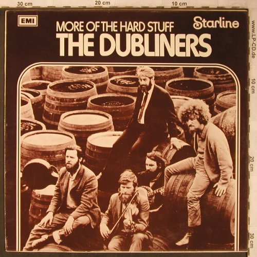Dubliners: More Of The Hard Stuff, Starline(SRS 5155), UK, Ri, 1967 - LP - X5379 - 5,50 Euro