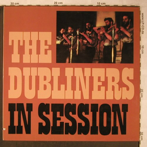 Dubliners: In Session (1964), Transatlantic(577/3010-1), D, co, 1988 - LP - X5461 - 6,00 Euro