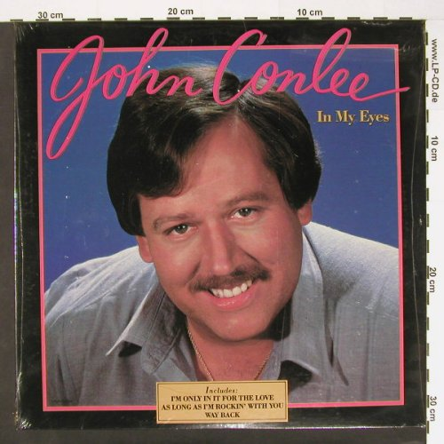 Conlee,John: In My Eyes, FS-New, MCA(MCA-5434), US, 83 - LP - A7081 - 7,50 Euro