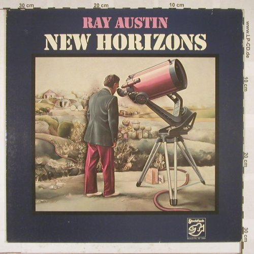 Austin,Ray: New Horizons, Stockfisch(SF 5004), D,  - LP - B5463 - 7,50 Euro