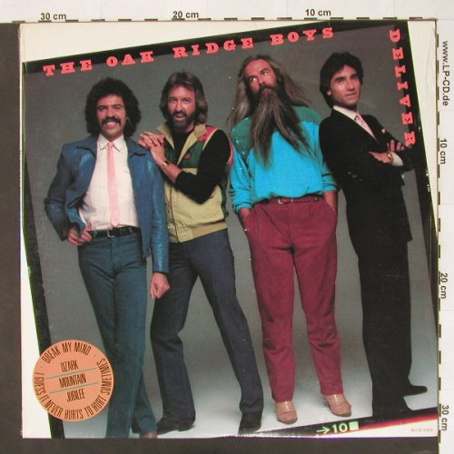 Oak Ridge Boys: Deliver, FS-New, MCA(MCA-5455), US, 83 - LP - B9482 - 7,50 Euro