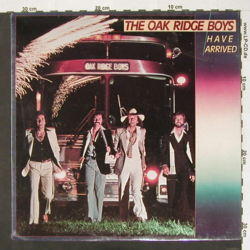 Oak Ridge Band: Have Arrived, FS-New, ABC(AY-1135), US, 73 - LP - B9483 - 7,50 Euro