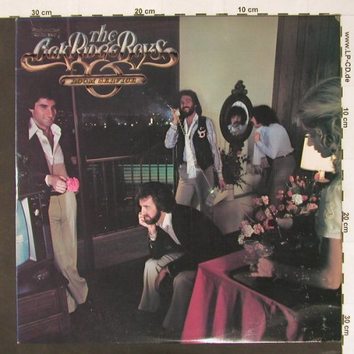 Oak Ridge Boys: Room Service, ABC(AY-1065), US, 78 - LP - B9485 - 5,00 Euro
